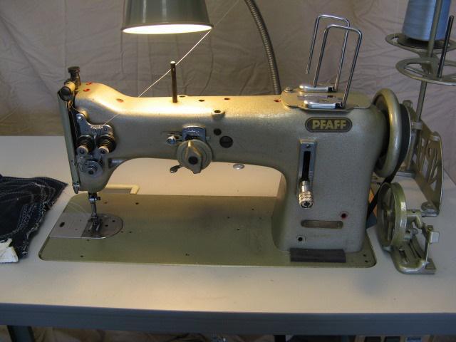 Pfaff 40404040 Gorgeous Pfaff 1245 Industrial Sewing Machine Parts