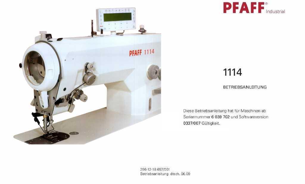 Pfaff 40404040404040 Mesmerizing Pfaff Hobby 1122 Sewing Machine